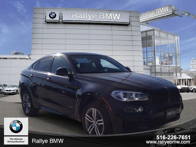 Pre Owned 2016 Bmw X6 Xdrive50i