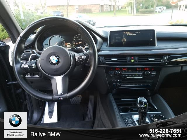 Certified Pre-Owned 2016 BMW X6 xDrive50i