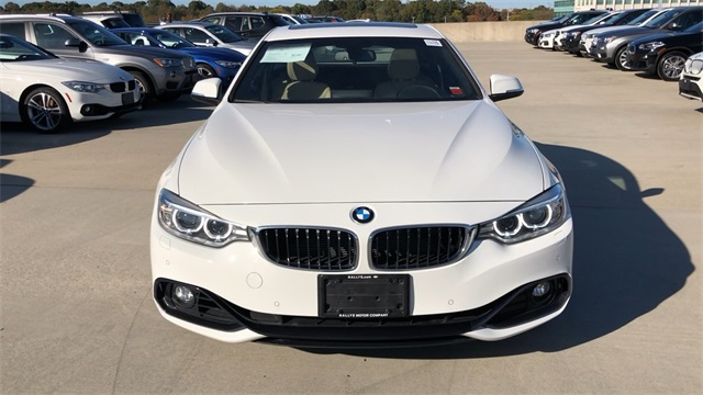 Certified Pre-Owned 2016 BMW 4 Series 428i xDrive Gran Coupe