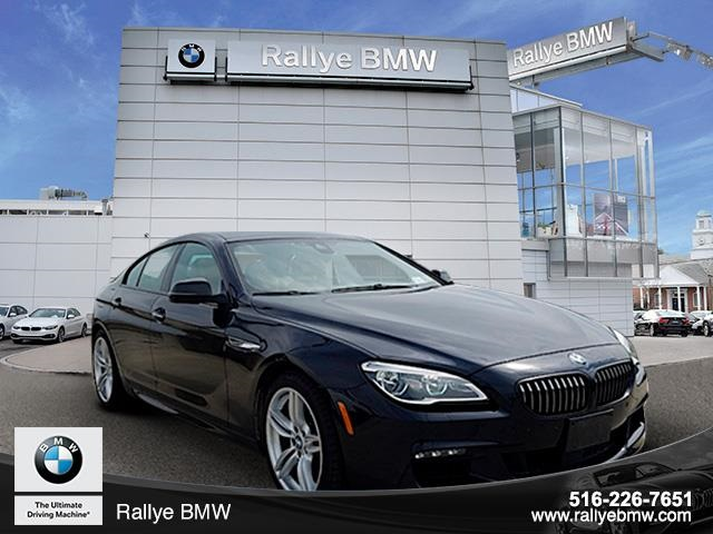 2017 BMW 6 Series >> Certified Pre Owned 2017 Bmw 6 Series 650i Xdrive Gran Coupe With Navigation Awd