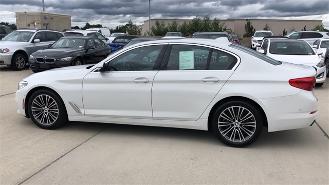 Pre Owned 2019 Bmw 5 Series 540i Xdrive Awd