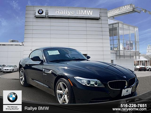 Certified Pre Owned 2016 Bmw Z4 Sdrive28i