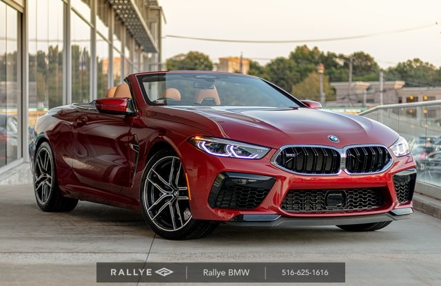 New 2020 Bmw M8 With Navigation Awd