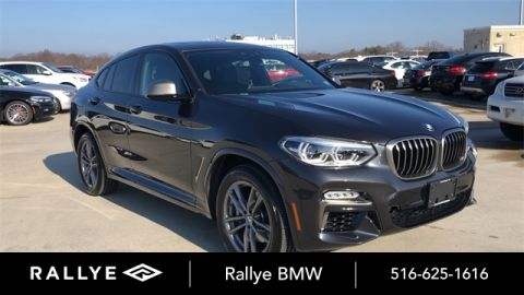 Pre-Owned 2019 BMW X4 M40i