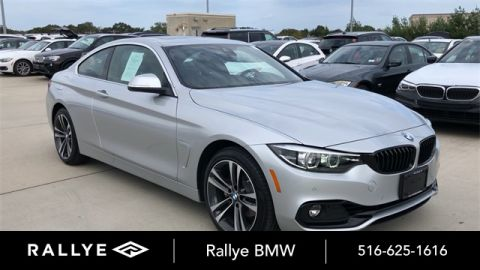 Pre-Owned 2020 BMW 4 Series 430i xDrive